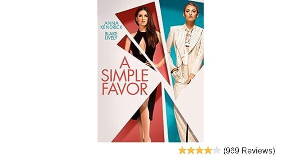 Amazon Com Watch A Simple Favor Prime Video