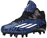 adidas Performance Men's Filthyspeed Mid Football Cleat, Black/White,...