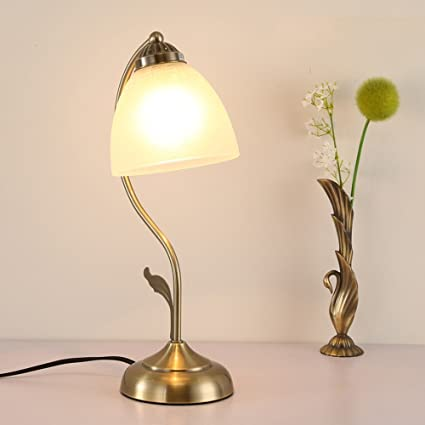 Amazon.com: 19-Yiruculture Vintage decorative table lamp ...
