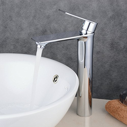Contemporary Single Lever Tap - Beelee BL6378H 11