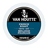 Van Houtte French Roast Single Serve K-Cup pods for Keurig brewers, 18 Count