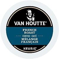 Van Houtte French Single Serve Keurig Certified K-Cup pods for Keurig brewers, 24 Count