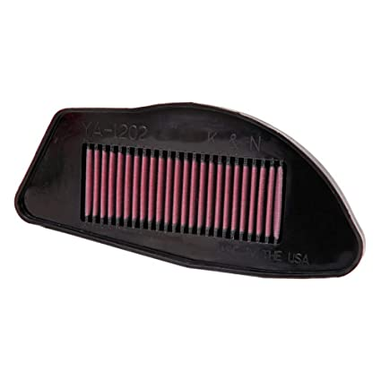K&N YA-1208 High Performance Replacement Air Filter for Yamaha R15