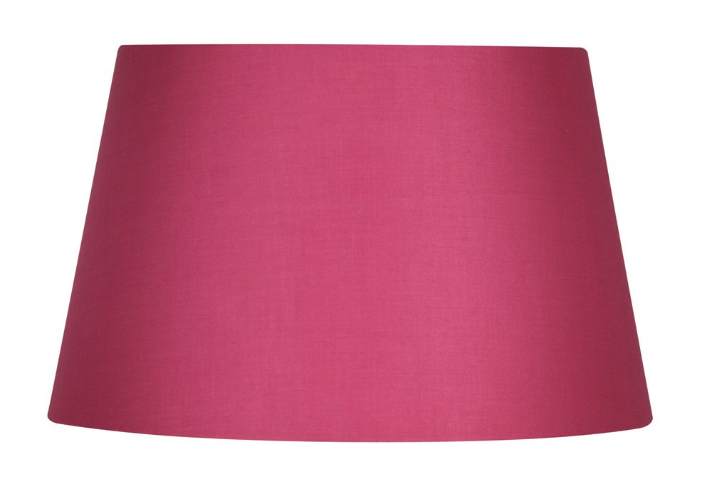 Oaks Lighting Abat-jour tambour en coton 20 cm S901/8 ST