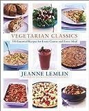 Vegetarian Classics, Jeanne Lemlin, 0060194820