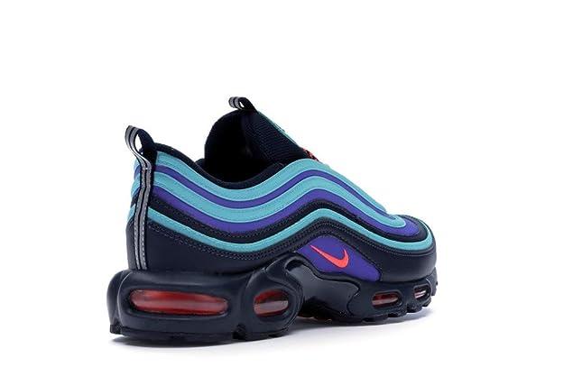 arrives 9d0a0 ecd70 Amazon.com | Nike AIR MAX PLUS/97 - AV7936-400 | Shoes