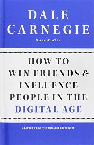 Pdf Self-Help How to Win Friends and Influence People in the Digital Age