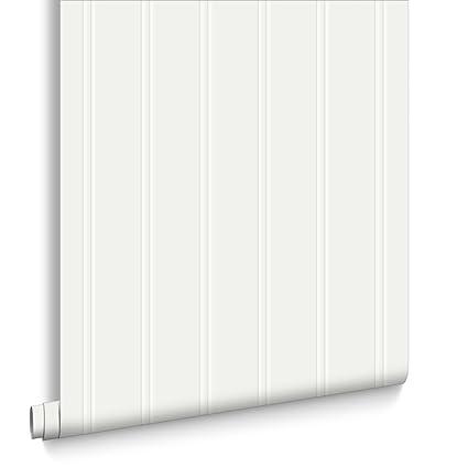 Wall Doctor Wide Beadboard Wallpaper Amazones Hogar