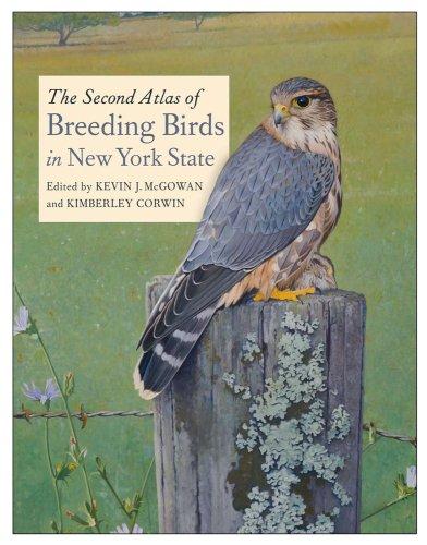 The Second Atlas of Breeding Birds in New York State - New York State Bird