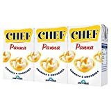 Chef Parmalat UHT Cooking Cream - 3 x 125ml
