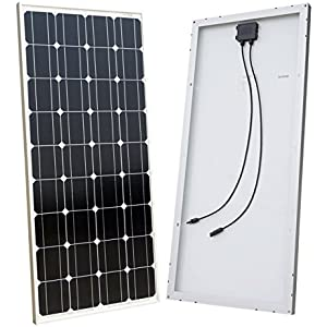 ECO WORTHY Watts Volts Monocrystalline Solar