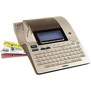 Brother PT-2700 Desktop Labeling System (Silver/Black)