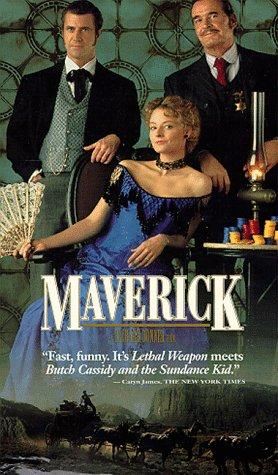 Maverick [VHS] (St Paul Magic And Costume)
