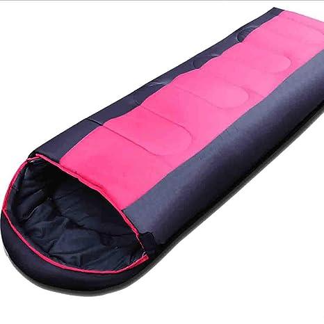 Verus - Saco de dormir con sobre compacto para acampada, saco de dormir ultraligero para