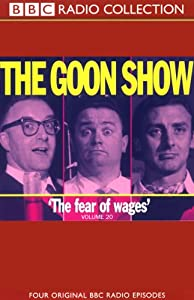 The Goon Show, Volume 20 Radio/TV Program