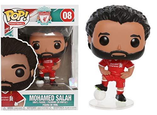 - Funko Pop! Football: Liverpool- Mohamed Salah Standard