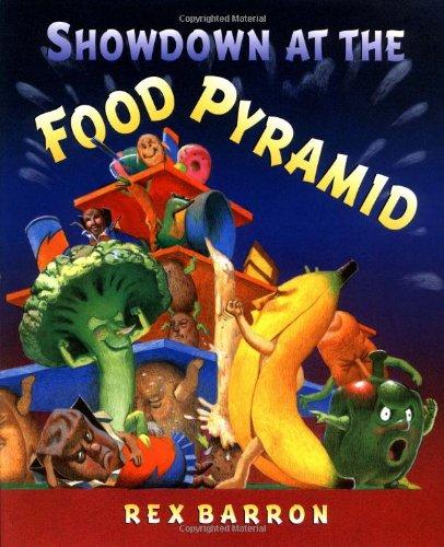 Showdown At the Food Pyramid