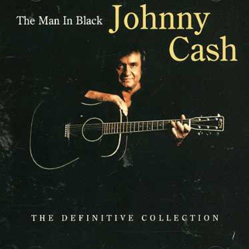 Johnny Cash: The Man in Black (The Definitive Collection) (Audio CD)