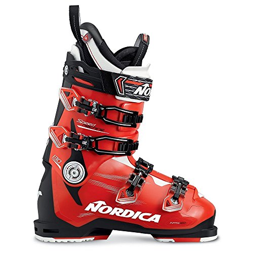 Nordica Speedmachine 130 Ski Boot (Nordica Mens Ski)