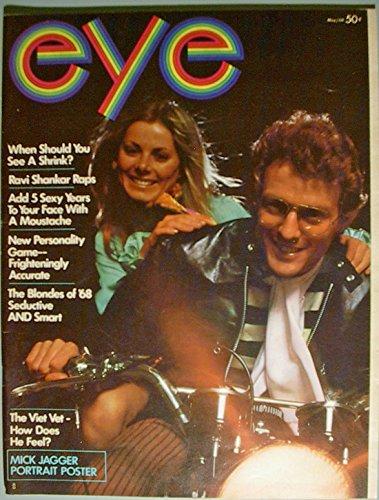 Eye Magazine May 1968 Vol.1 No.3