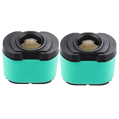 - Dalom 792105 Air Filter Cartridge with 792303 Pre Cleaner for for Briggs and Stratton 4233 John Deere Z425 Z245 D160 D170 LA165 LA175 LA155 Lawn Mower Air Cleaner (Pack of 2)