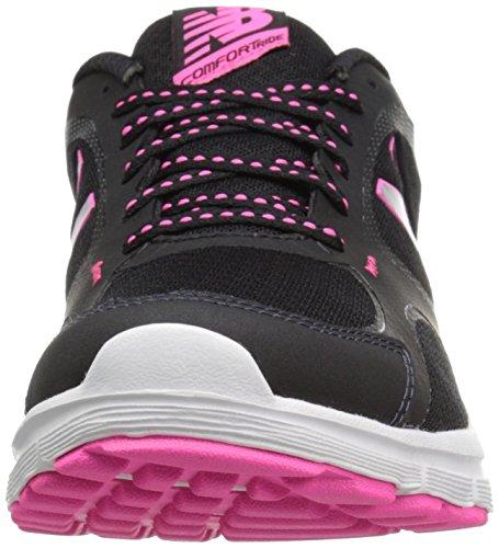 New Balance Women's 543v1 Running Shoe Black/Amp Pink GdhQDsyG