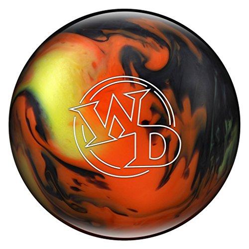 Columbia 300 White Dot Lava Bowling Ball, 6 - Dots Lava