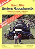 Western Massachusetts Atlas (Official Arrow Street Atlas)
