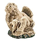 Design Toscano Afternoon Nap Angel Statue Size: Medium