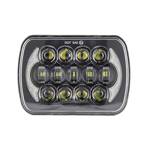 5x7 Inch led Headlight Daymaker 5