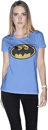 Creo Batman Arab T-Shirt For Women - L