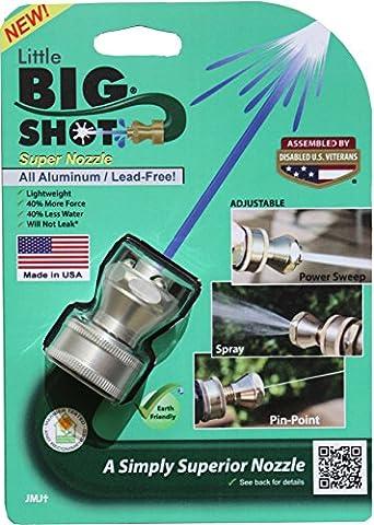 Aluminum Big Shot Nozzle - Bronze Transfer Pump