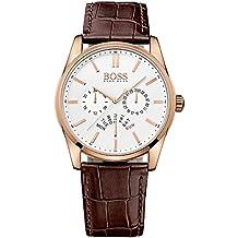 Hugo Boss Leather Mens Watch 1513125