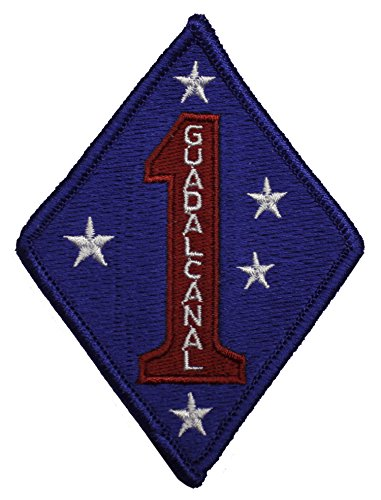 1st Marine Division Patch Full Color