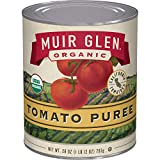 Muir Glen Organic Tomato Puree, 28 oz