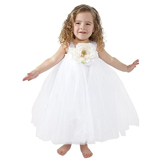 Flower Girls Summer Princess Dress Kids Baby Party Pageant Tutu Dresses Clothes