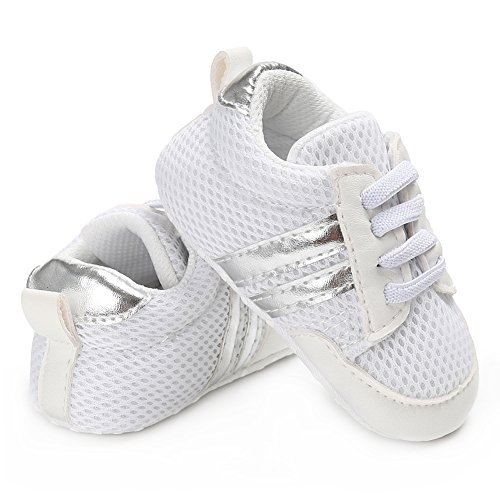 Pictures of Annnowl Baby Sneakers Infants Soft Sole Crib Annnowl74112 4