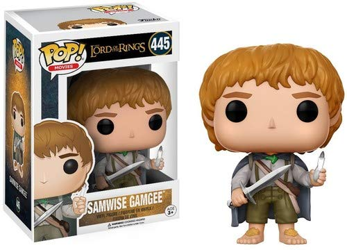 (Funko POP Movies The Lord of The Rings Samwise Gamgee Action Figure)