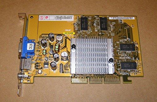 Asus Computer GEFORCE4 MX440 64MB DDR-AGP4X 2D/3D TVOUT ( V8170DDR/SE/T/N/64M ) -