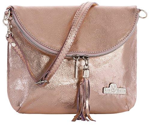 Antique Rose Messenger Bag - 8