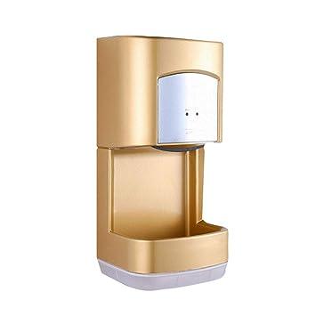 GCHOME Secadores de Mano Secador de Manos, secador de Mano automático de Alta Velocidad para hoteles de inducción: Amazon.es: Hogar