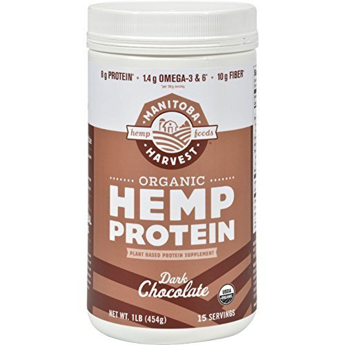 Manitoba Harvest Hemp Protein Og2 Drk Choc 16 Oz