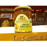 les comtes de provence organic fruit spread