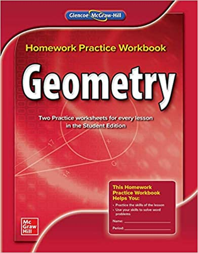 Geometry Homework Practice Workbook MERRILL