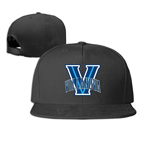 MaNeg Villanova Wildcats Final Four Unisex Fashion Cool Adjustable Snapback Baseball Cap Hat One Size - Snapback Prada