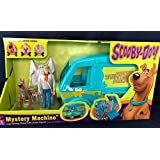 Scooby Doo SCD60663 Toy Playset with Action Figures, Multicolor
