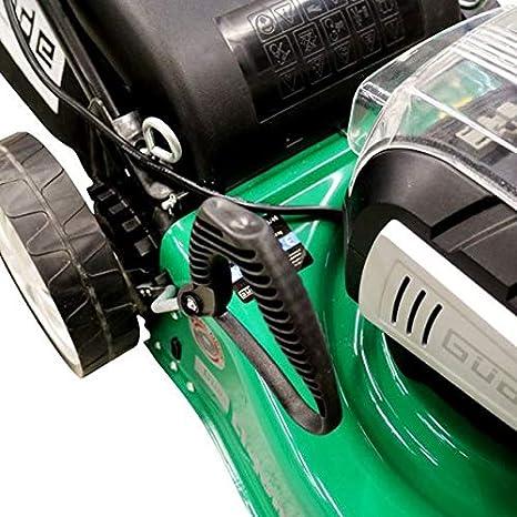 405/40-2.6S - Cortacésped de batería con 3 ruedas: Amazon.es ...