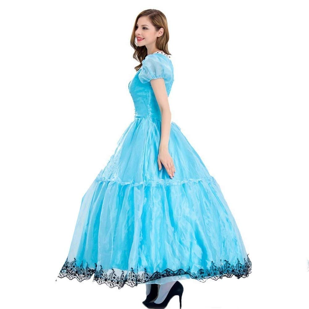 Medium FashionCos1 Olydmsky Halloween Costumes Women Halloween RolePlay Anime Costume Cosplay Stage Costume Party Costume (Size   M)