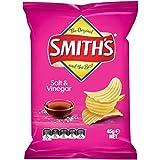 Smiths Salt & Vinegar 45g x 18