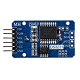 SODIAL Tiny DS3231 AT24C32 I2C Module Precision Real Time Clock Module For Arduino